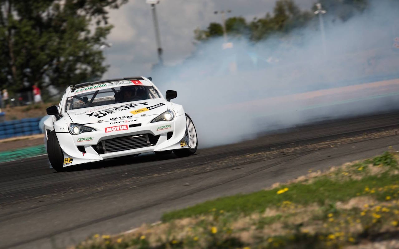 drift Axel Francois